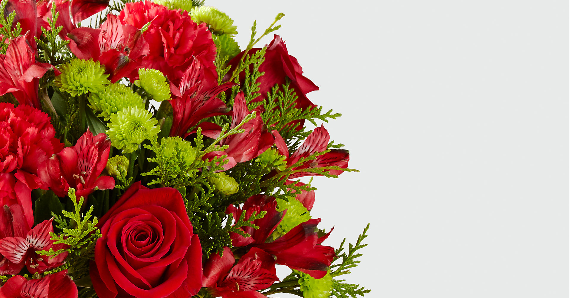 The FTD® Holiday Happenings™ Bouquet - Image 3 Of 3