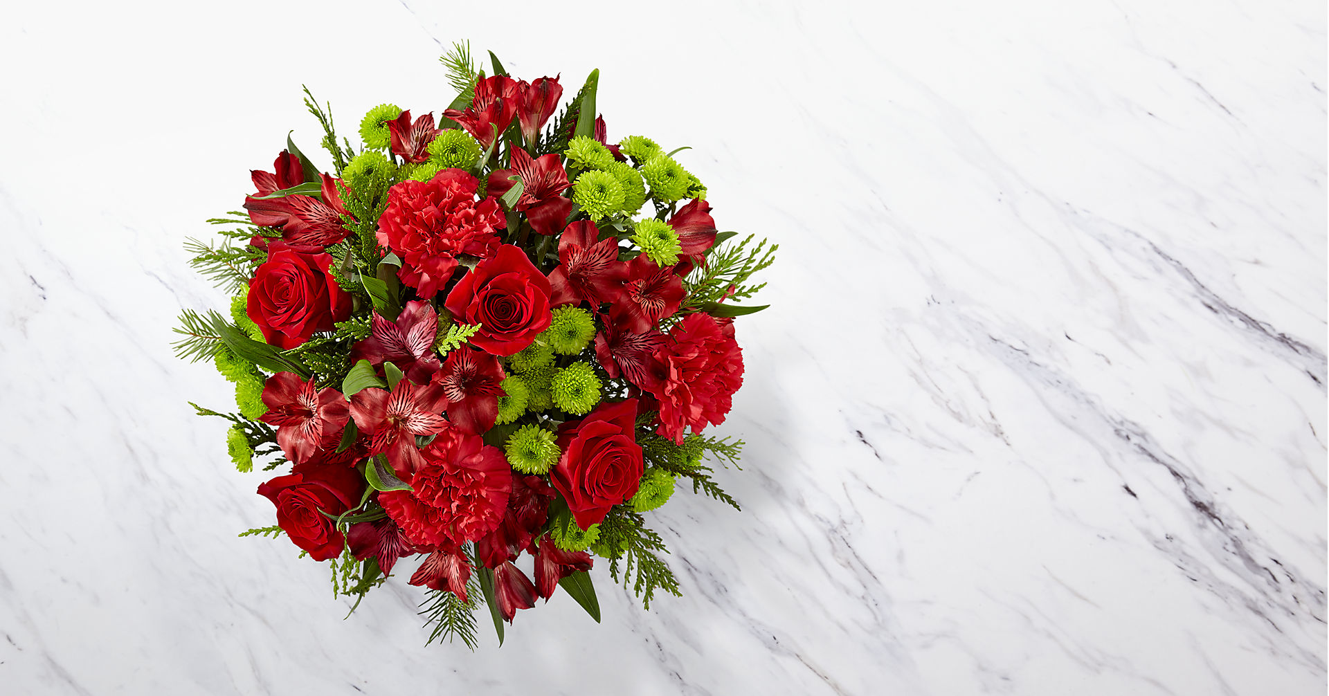 The FTD® Holiday Happenings™ Bouquet - Image 2 Of 3