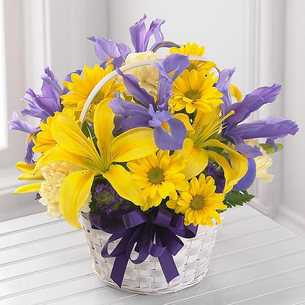 Spirit of Spring™ Basket- BASKET INCLUDED
