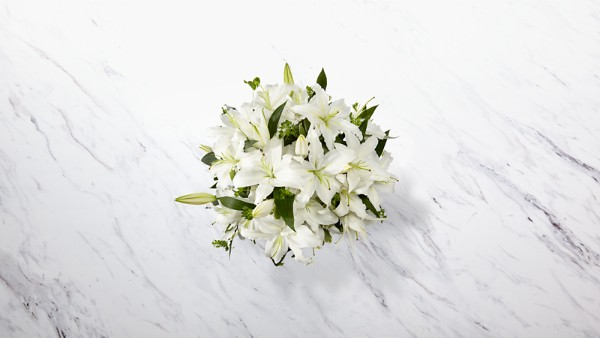 The Spirited Grace™ Lily Bouquet - Image 2 Of 2