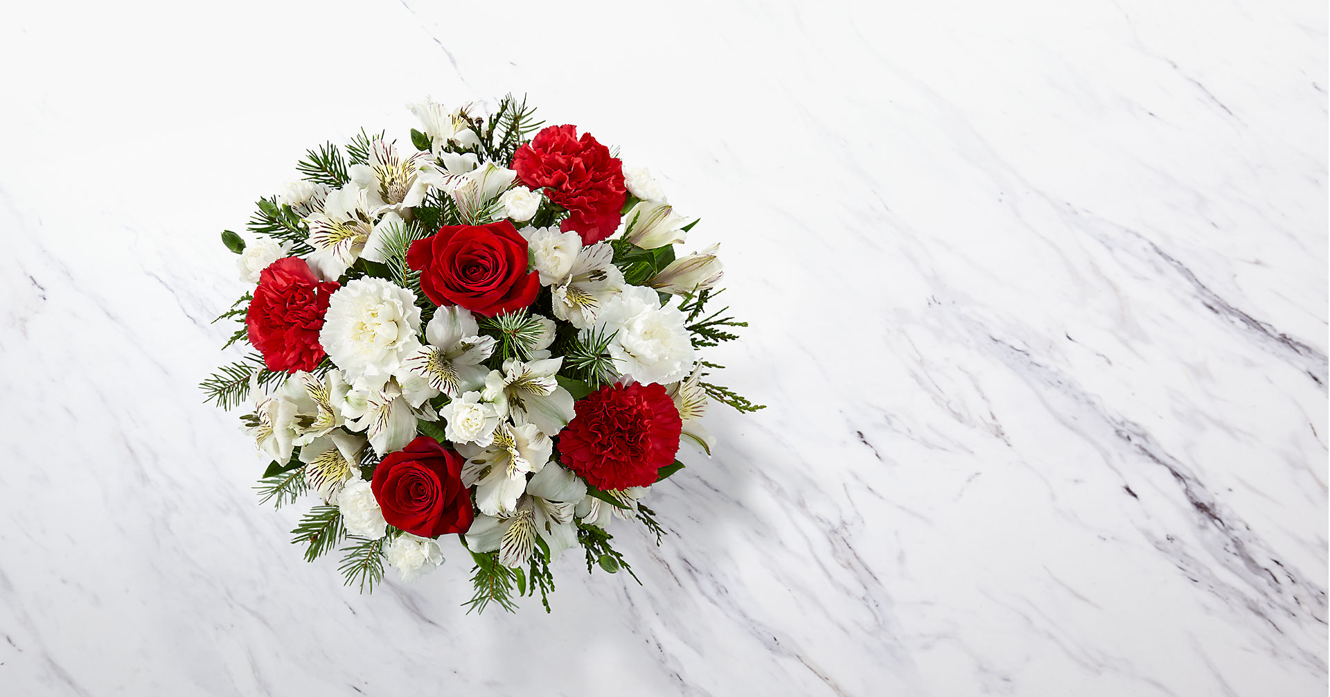 The FTD® Winter Walk™ Bouquet - Image 2 Of 2