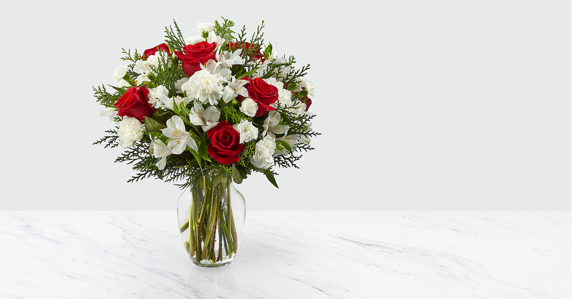 The FTD® Winter Walk™ Bouquet - Image 1 Of 2