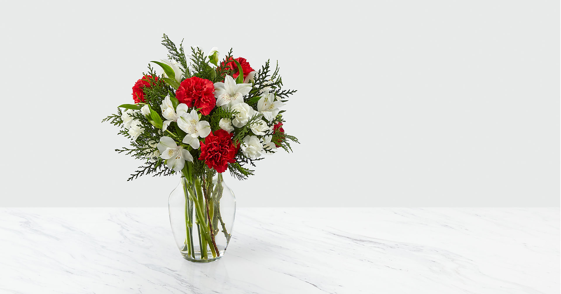 The FTD® Winter Walk™ Bouquet - Image 1 Of 3