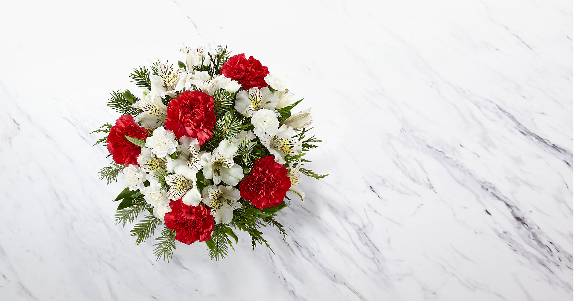 The FTD® Winter Walk™ Bouquet - Image 2 Of 3