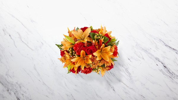 Bright Autumn™ Centerpiece - Deluxe - Thumbnail 2 Of 2