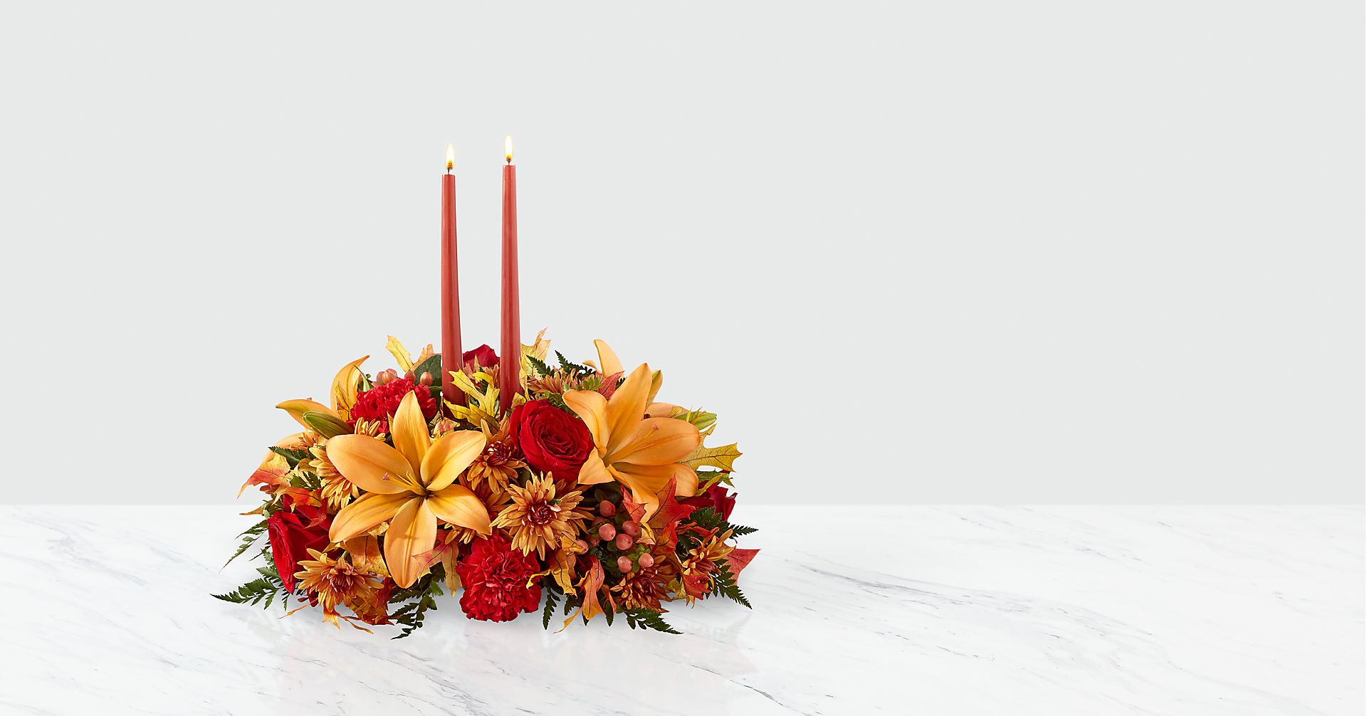Bright Autumn™ Centerpiece - Image 1 Of 2