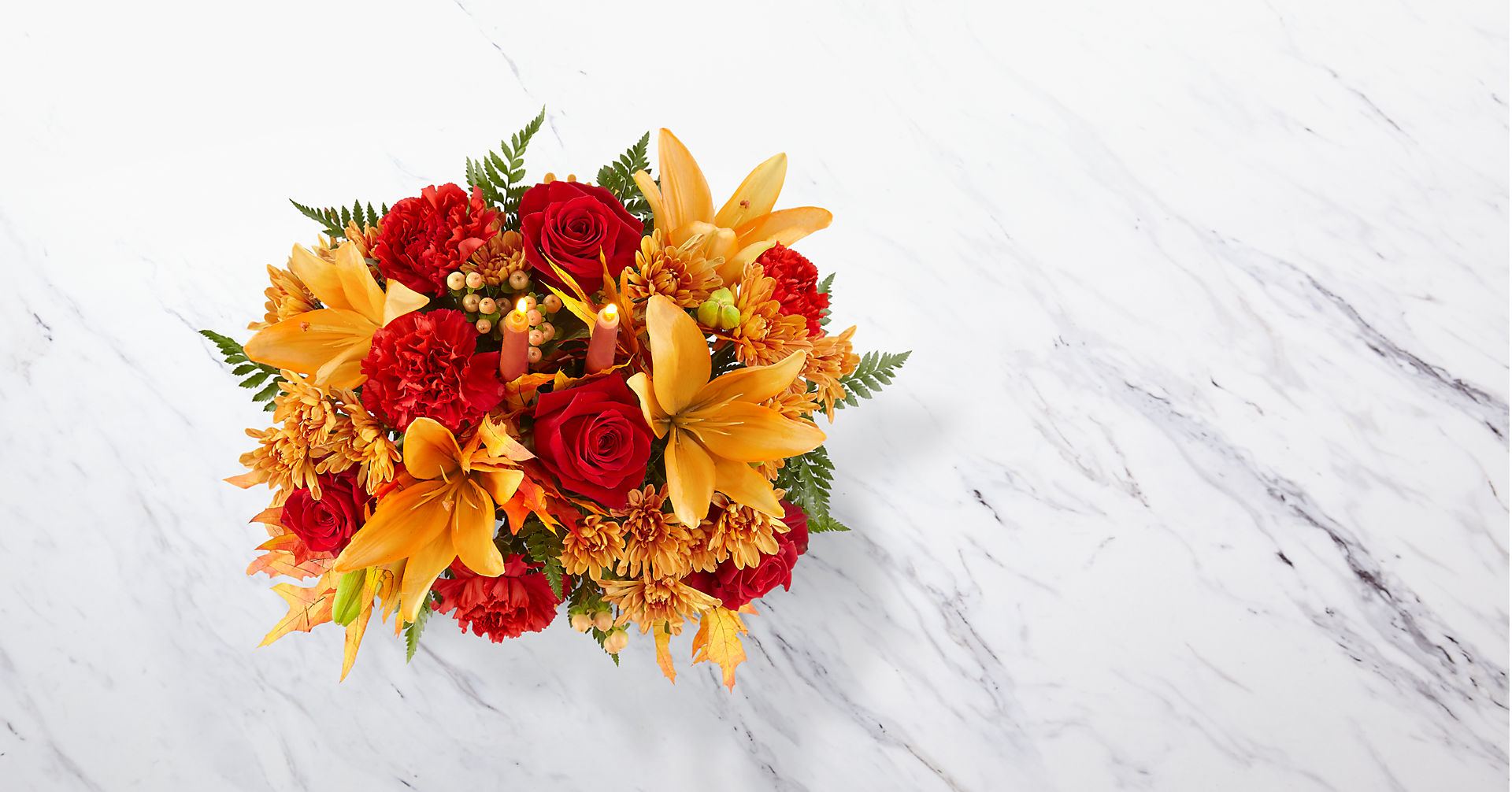 Bright Autumn™ Centerpiece - Image 2 Of 2