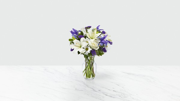 Sincere Respect™ Bouquet- VASE INCLUDED