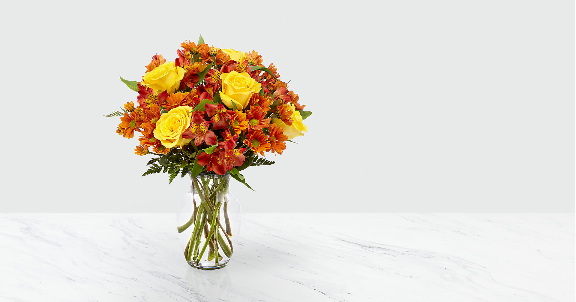 Golden Autumn™ Bouquet - Image 1 Of 2