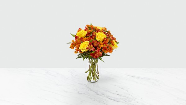 Golden Autumn™ Bouquet - Deluxe - Thumbnail 1 Of 2