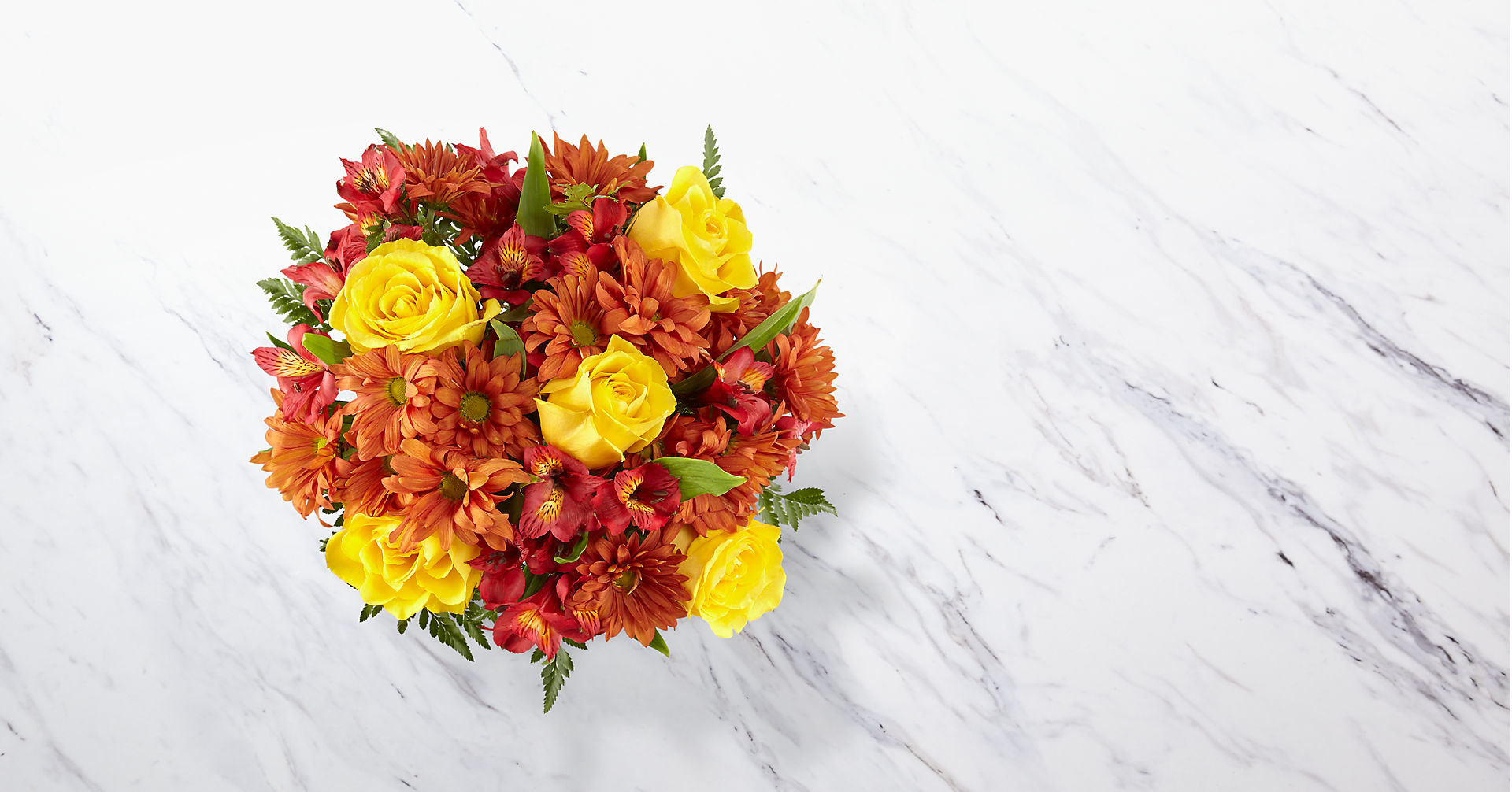 Golden Autumn™ Bouquet - Image 2 Of 2