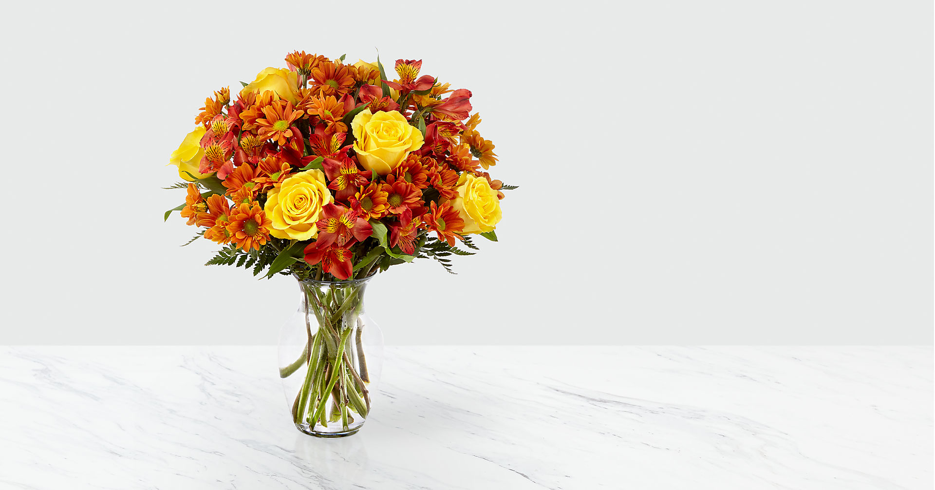 Golden Autumn™ Bouquet - Image 1 Of 3