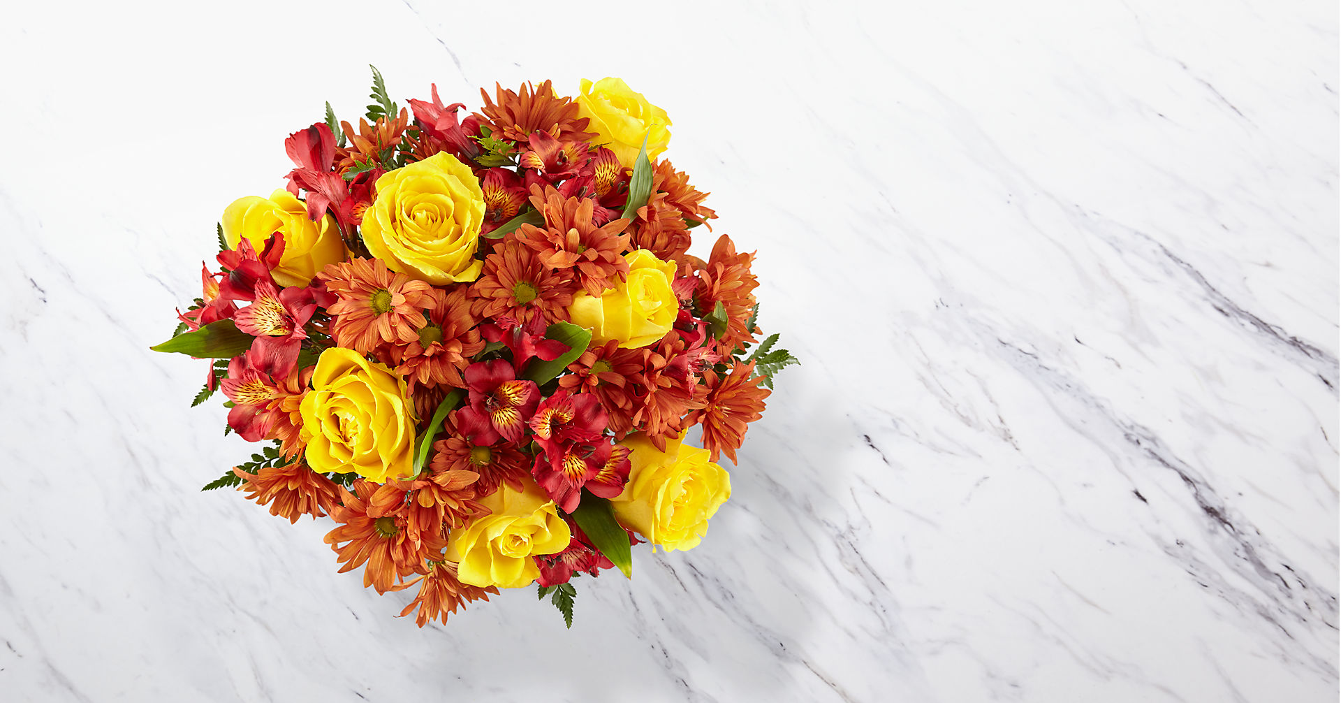 Golden Autumn™ Bouquet - Image 2 Of 3