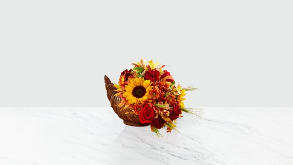 Fall Harvest™ Cornucopia - Thumbnail 1 Of 2