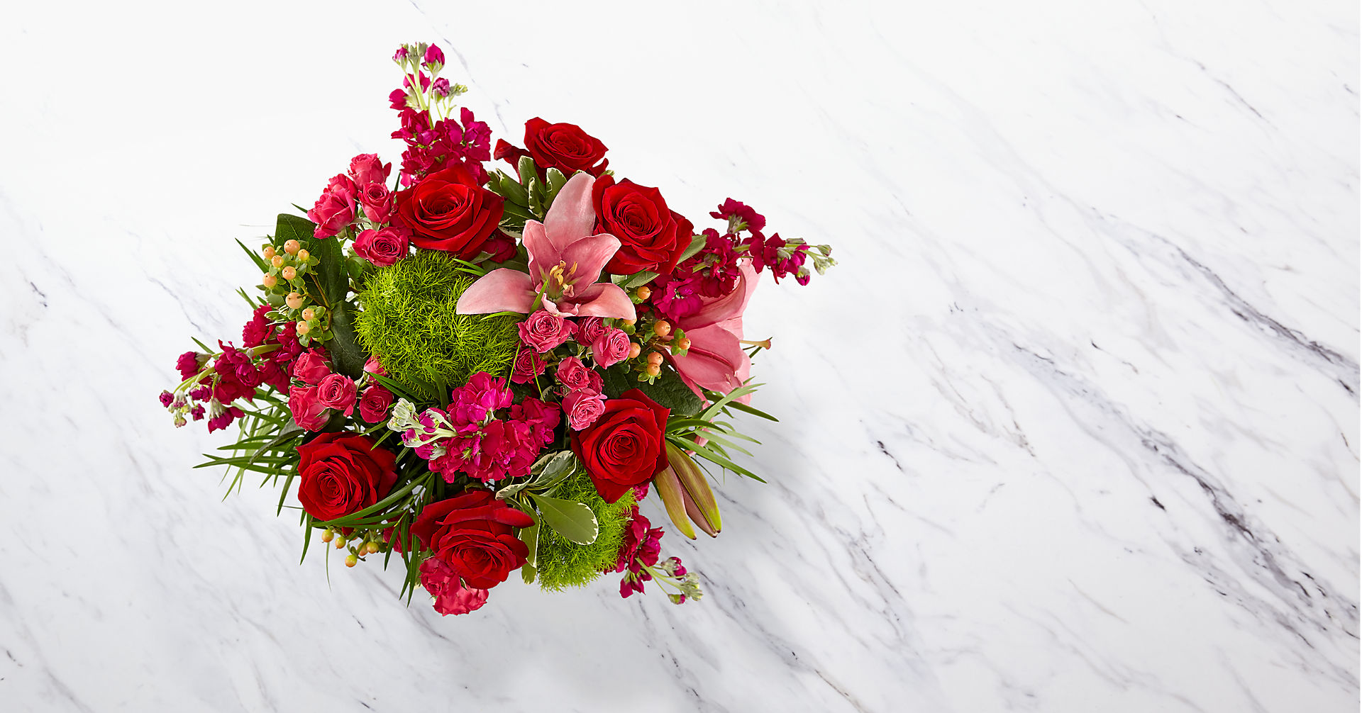 Truly Stunning™ Bouquet - Deluxe - Image 2 Of 3