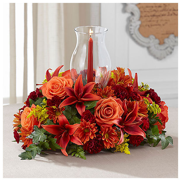 Heart of the Harvest™ Centerpiece
