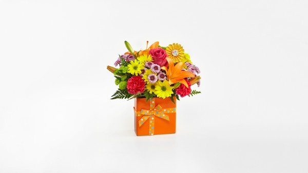 Set to Celebrate™ Birthday Bouquet - Image 1 Of 2