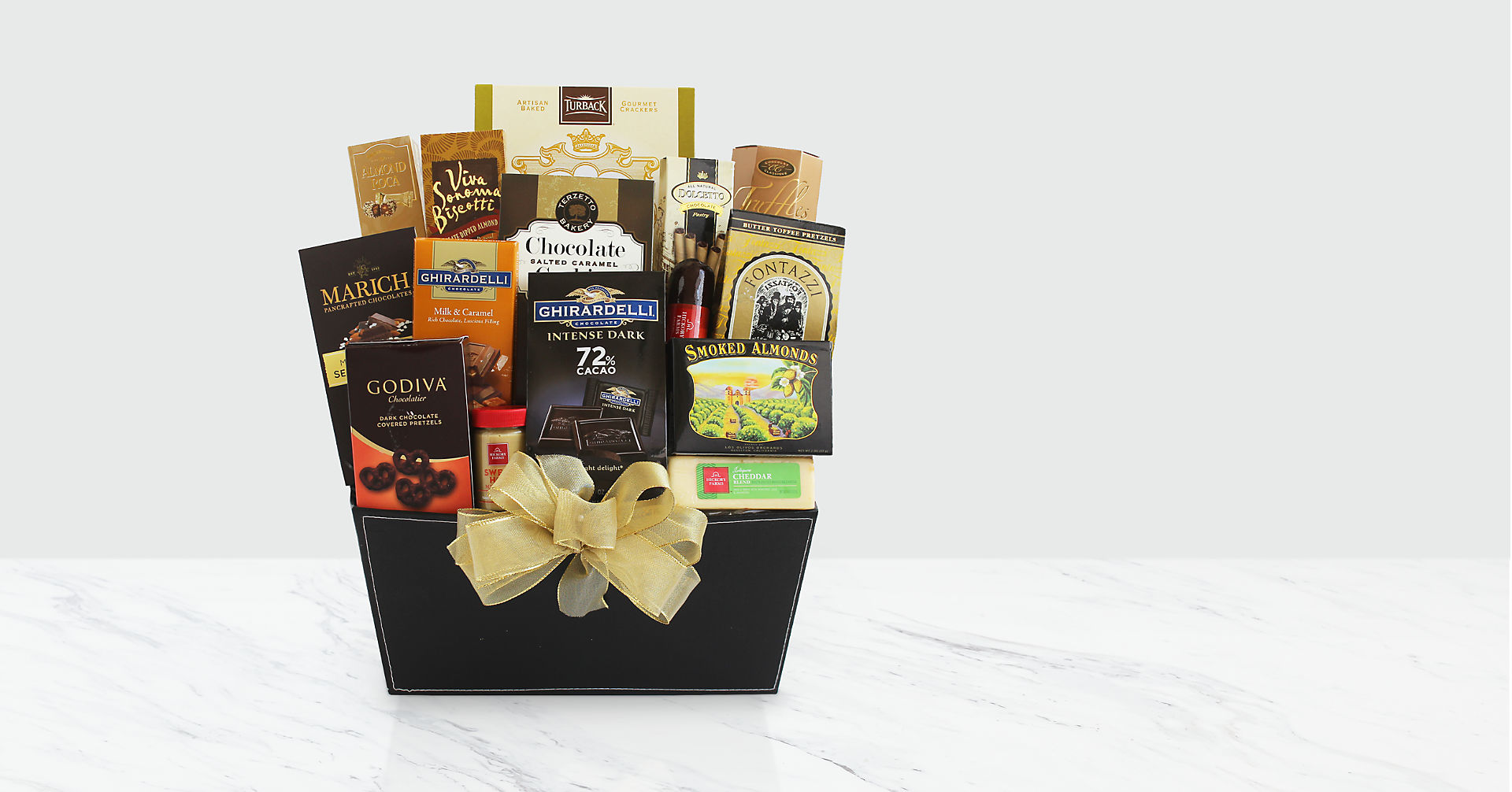 FTD® Exclusive Fine and Fancy Gift Box - Image 1 Of 3