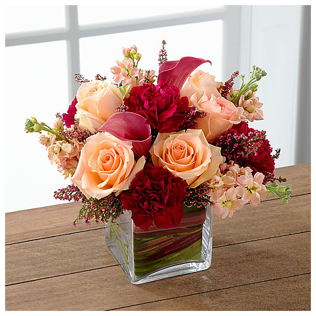 The Share My World™ Bouquet - VASE INCLUDED