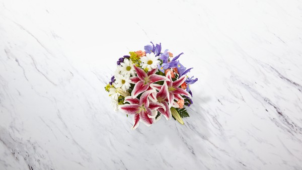The Wondrous Nature™ Bouquet - BASKET INCLUDED - Thumbnail 2 Of 2