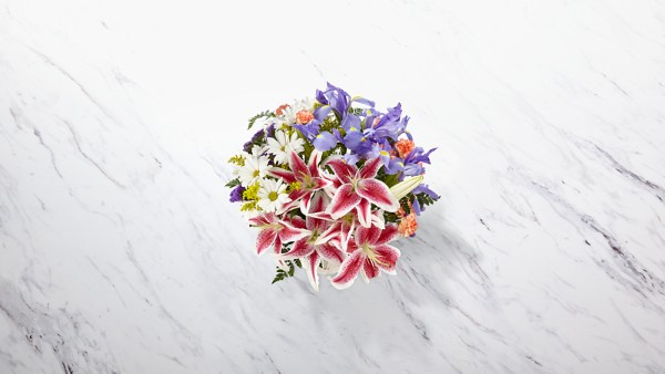 The Wondrous Nature™ Bouquet - BASKET INCLUDED - Image 2 Of 2