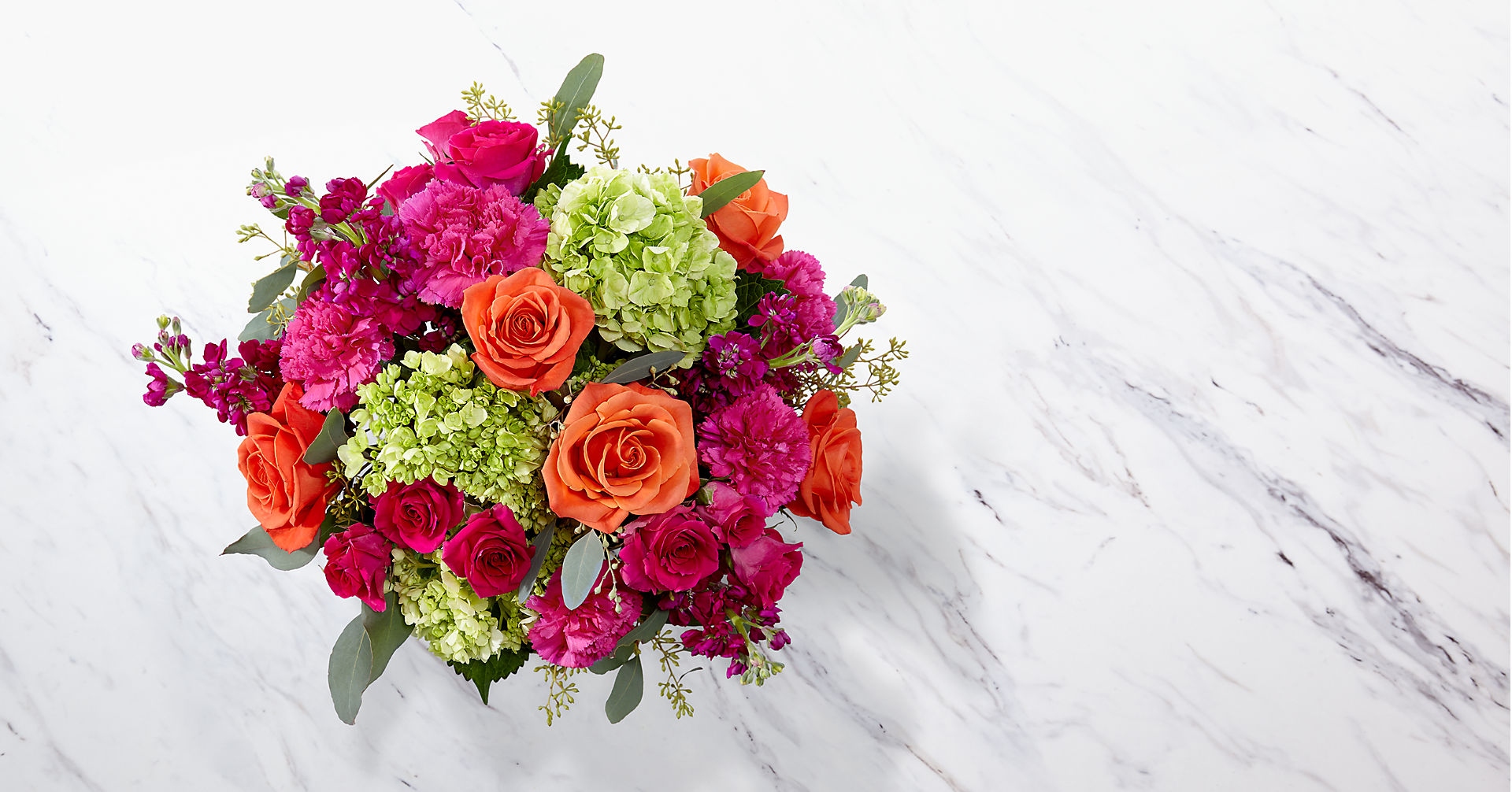 New Sunrise™ Bouquet -BASKET INCLUDED - Image 2 Of 2