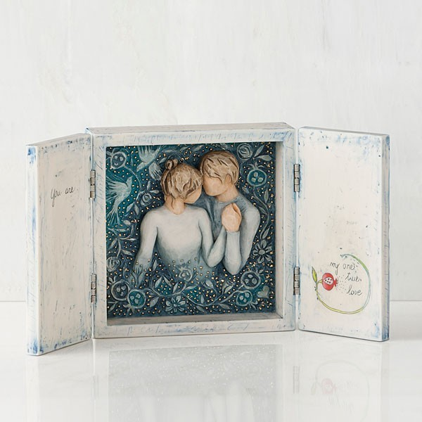 Willow Tree® Duet Figurine - Image 1 Of 2