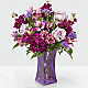 Purple Presence™ Bouquet - Thumbnail 1 Of 3