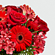 Red Reveal™ Bouquet- VASE INCLUDED - Thumbnail 2 Of 3