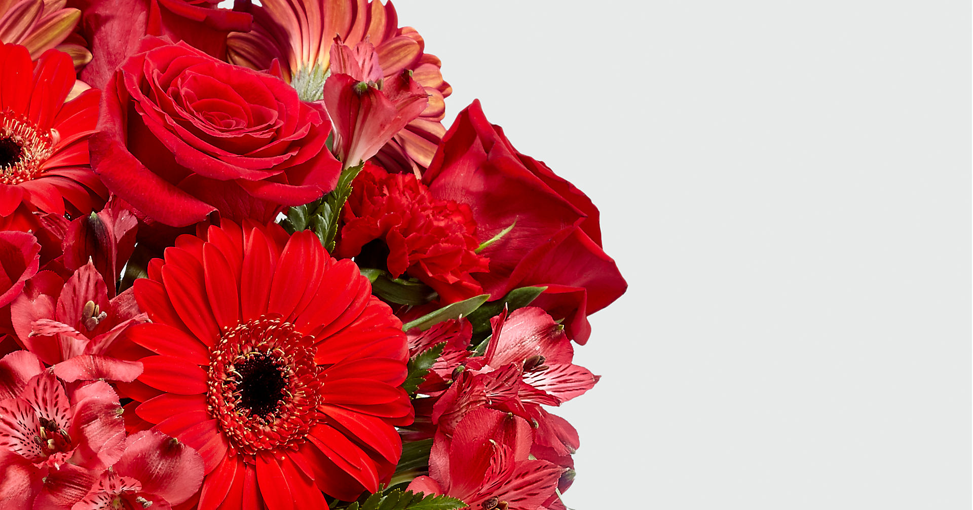 Red Reveal™ Bouquet- VASE INCLUDED - Image 2 Of 3