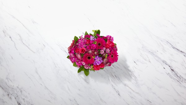 Blushing™ Bouquet - Thumbnail 2 Of 2