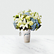 DaySpring® In God's Care™ Bouquet - VASE INCLUDED - Thumbnail 1 Of 2