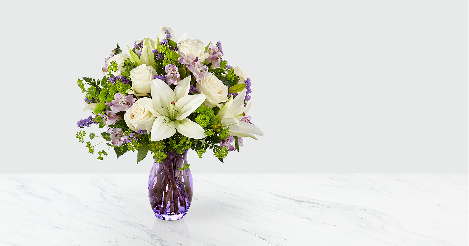 Sense of Wonder™ Bouquet by Better Homes and Gardens® - VASE INCLUDED - Image 1 Of 2