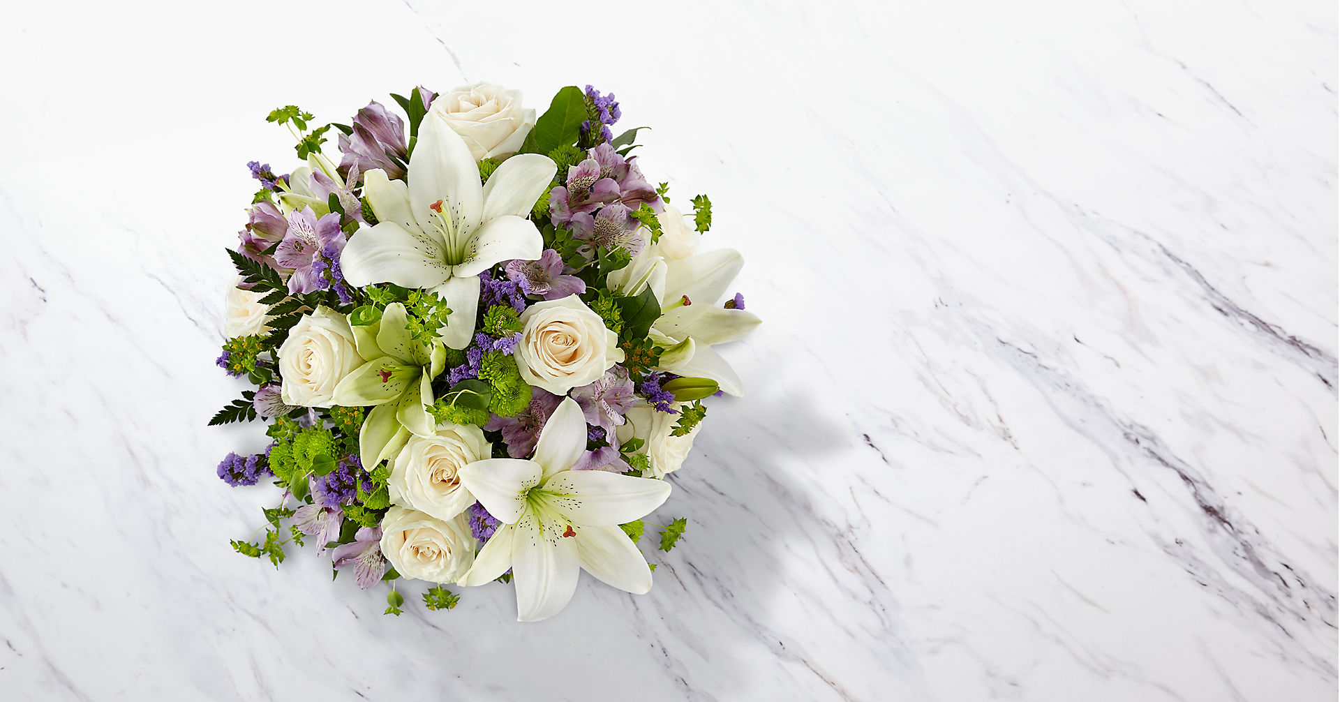 Sense of Wonder™ Bouquet by Better Homes and Gardens® - VASE INCLUDED - Image 2 Of 2
