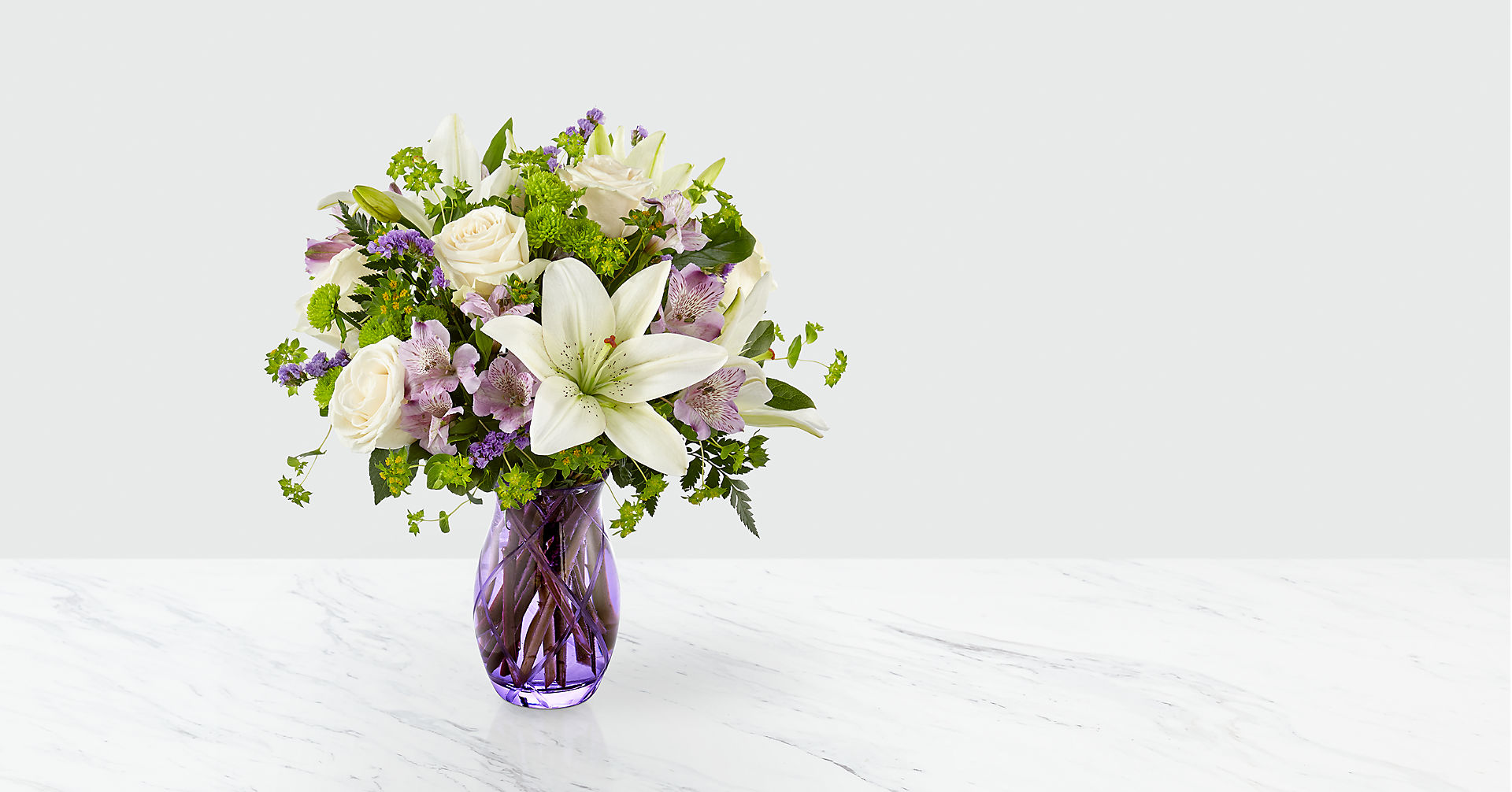 Sense of Wonder™ Bouquet by Better Homes and Gardens® - VASE INCLUDED - Image 1 Of 3