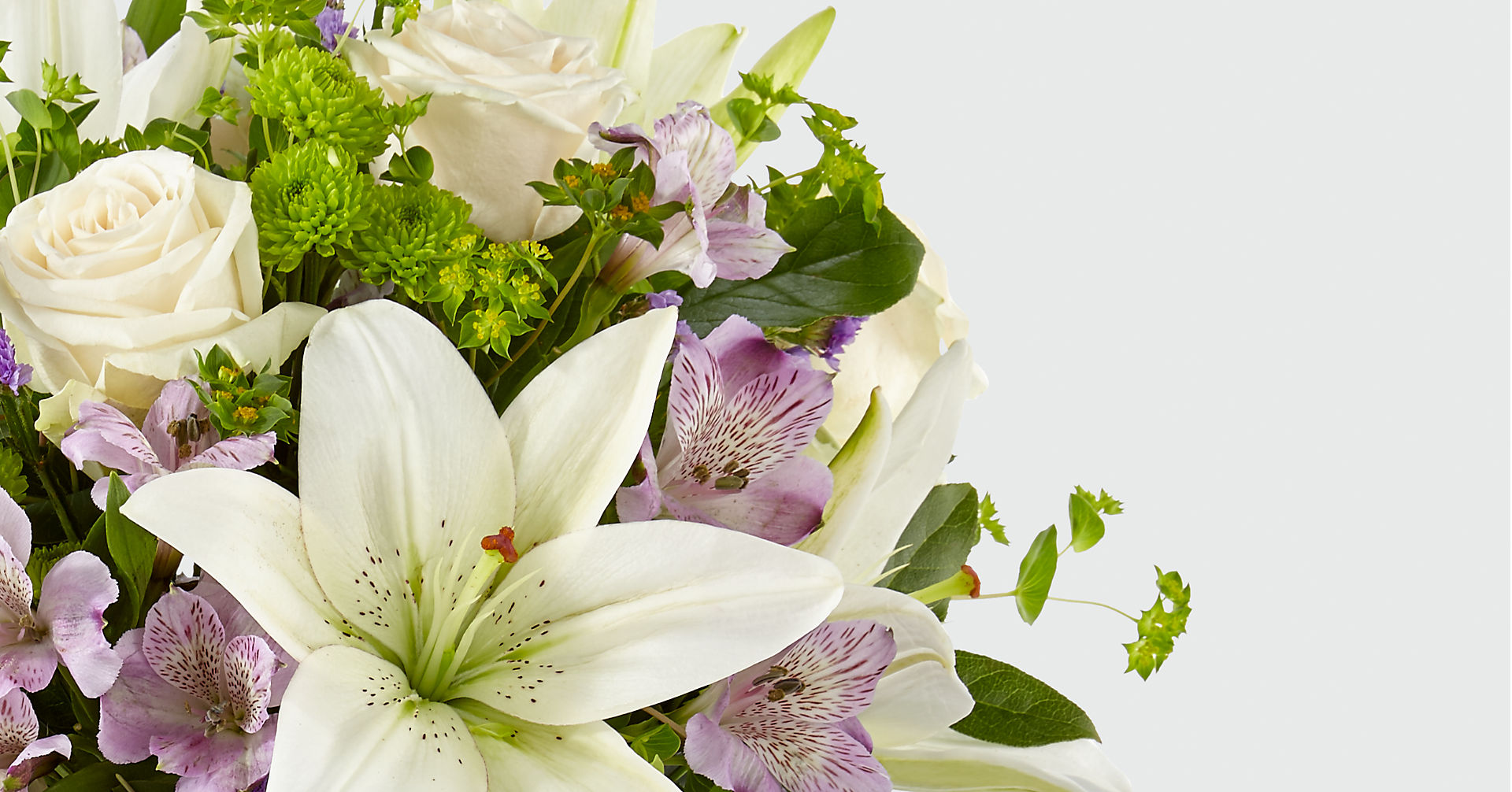 Sense of Wonder™ Bouquet by Better Homes and Gardens® - VASE INCLUDED - Image 3 Of 3