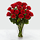 The Long Stem Red Rose Bouquet - Thumbnail 1 Of 3