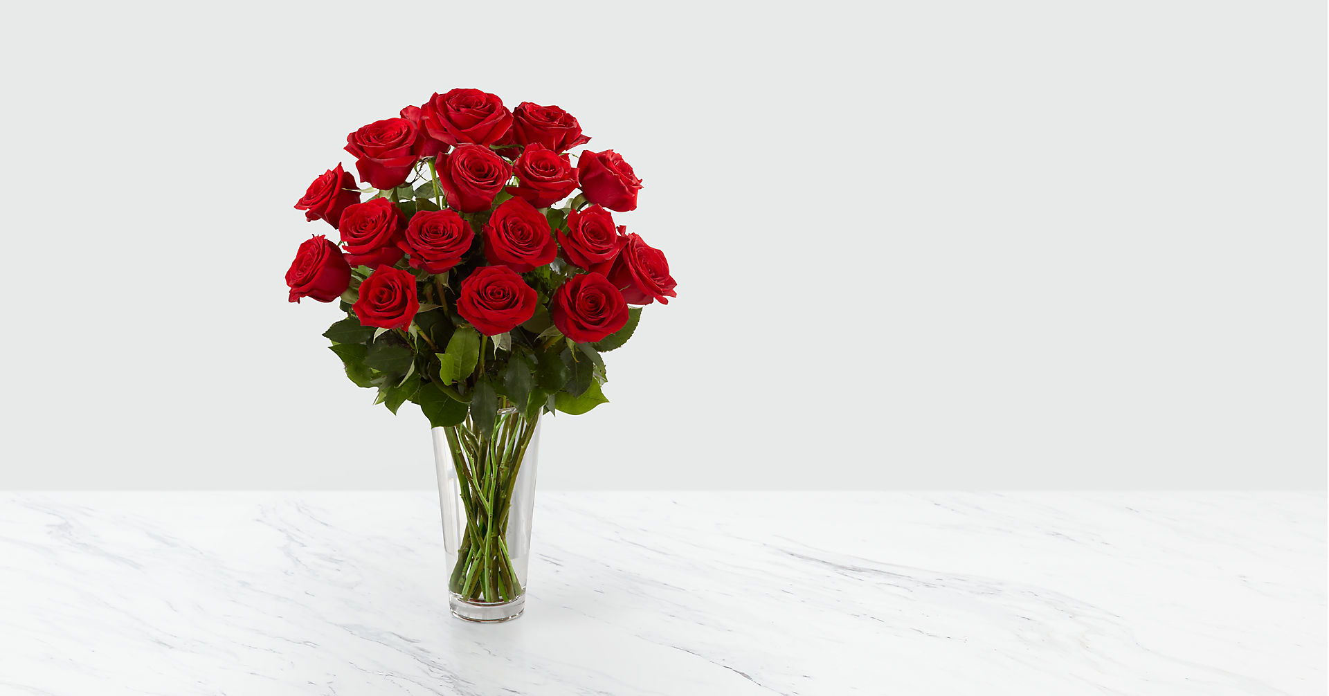 The Long Stem Red Rose Bouquet - Image 1 Of 3