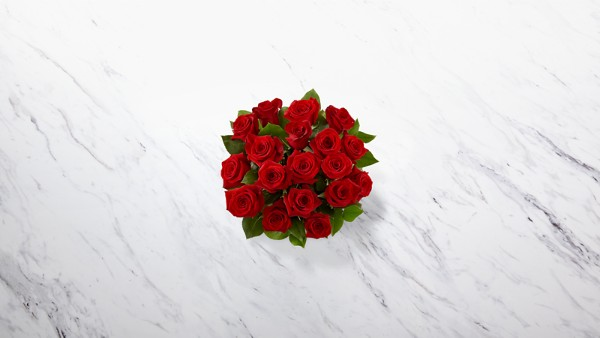 The Long Stem Red Rose Bouquet - Thumbnail 2 Of 2