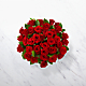 The Long Stem Red Rose Bouquet - 36 Stems - VASE INCLUDED - Thumbnail 2 Of 3