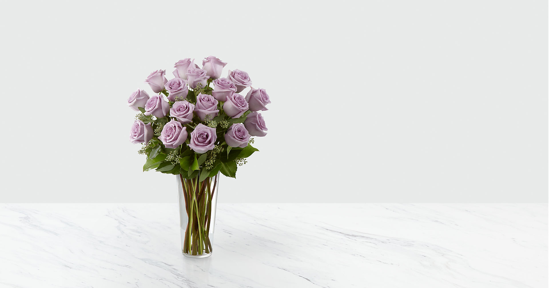 The Lavender Rose Bouquet - Image 1 Of 2