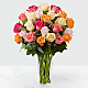 The Graceful Grandeur™ Rose Bouquet - VASE INCLUDED - Thumbnail 1 Of 2