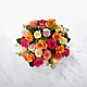 The Graceful Grandeur™ Rose Bouquet - VASE INCLUDED - Thumbnail 2 Of 2