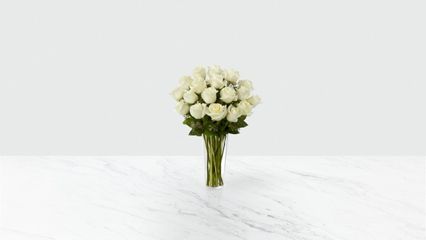 The White Rose Bouquet - Thumbnail 1 Of 2