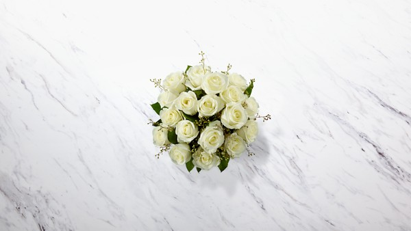 The White Rose Bouquet - Thumbnail 2 Of 2