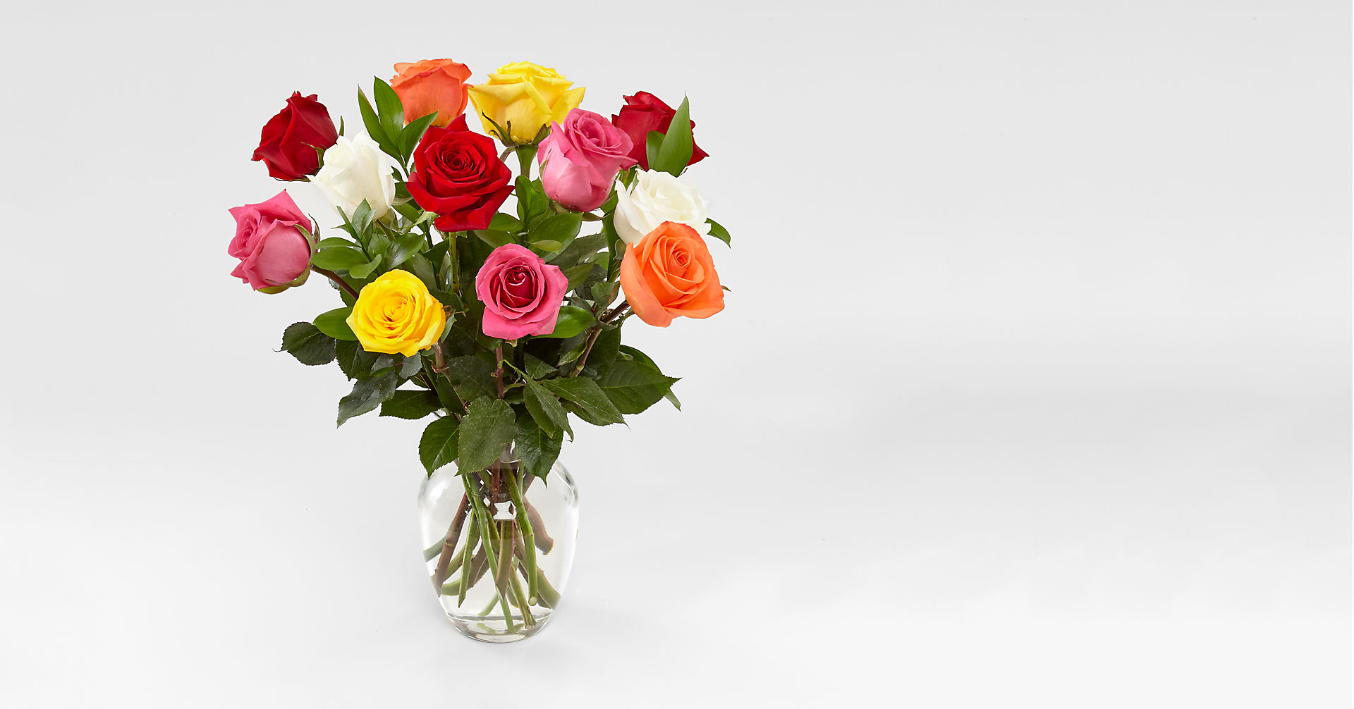 Mixed Roses - Image 1 Of 5