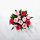 Pink Rose Bouquet - Thumbnail 2 Of 3