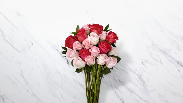 Pink Rose Bouquet - Thumbnail 1 Of 4