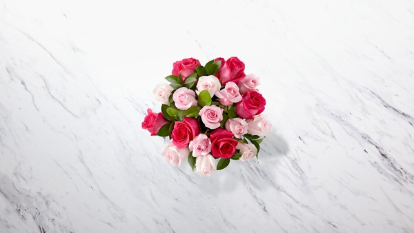 Pink Rose Bouquet - Thumbnail 3 Of 4