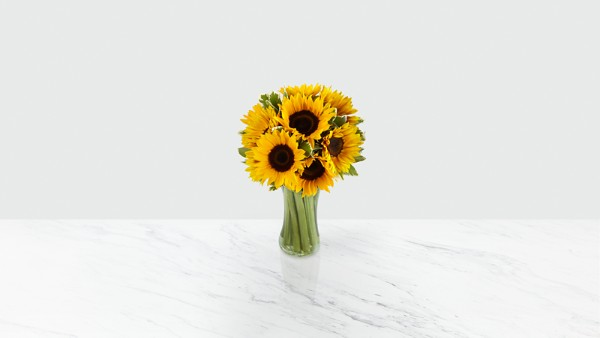 Endless Summer Sunflower Bouquet - Thumbnail 2 Of 5